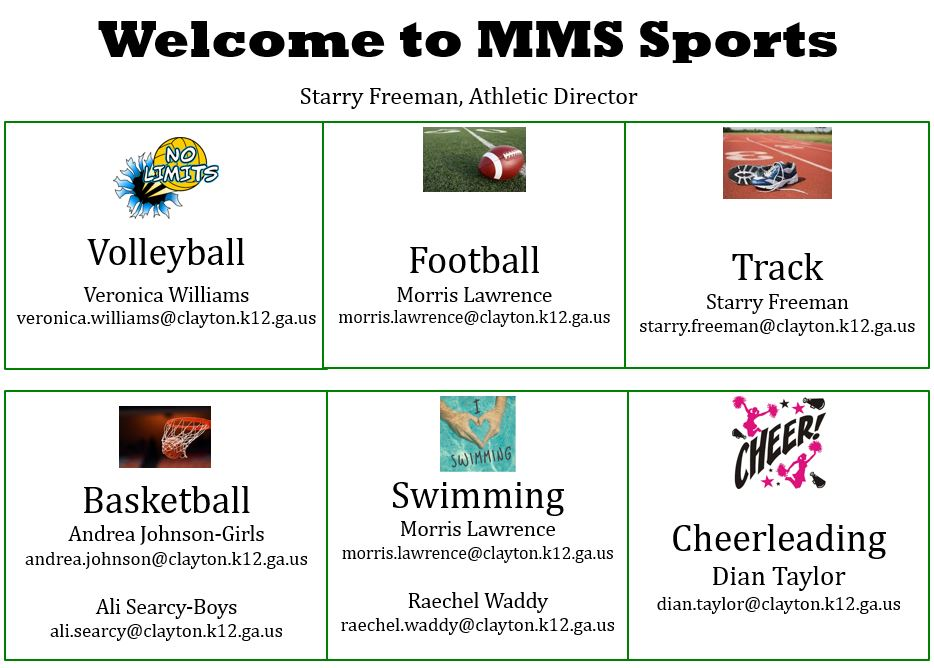 MMS Athletics
