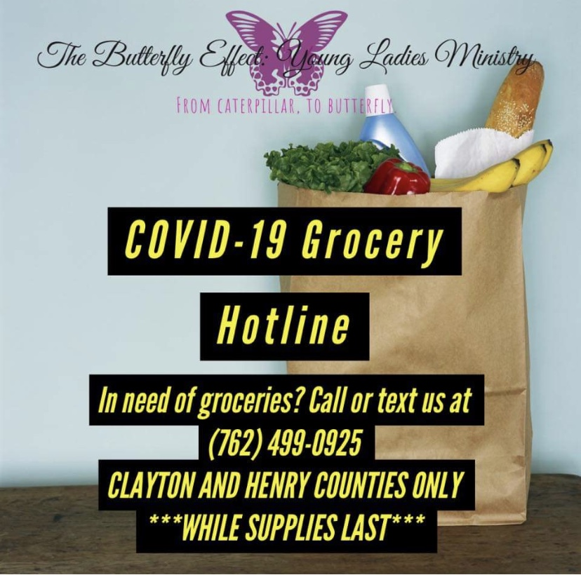 Grocery Hotline